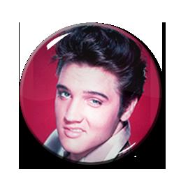"Elvis Presley 1"" Pin"