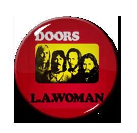 "The Doors - L.A. Woman 1"" Pin"
