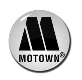 "Motown Records 1"" Pin"