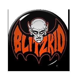 """Blitzkid - Nosferatu 1.5"""" Pin"""