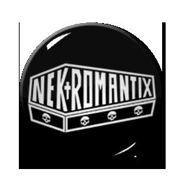"Nekromantix - Logo 1.5"" Pin"