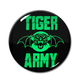 "Tiger Army - Logo 1.5"" Pin"