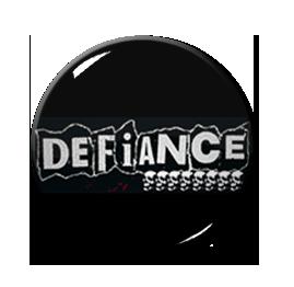 "Defiance - Skulls 1.5"" Pin"