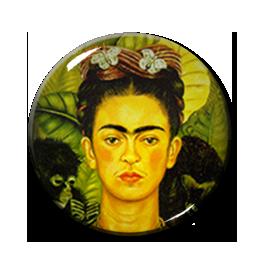 """Frida Kahlo 1.5"""" Pin"""