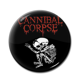 "Cannibal Corpse - Fetus 1"" Pin"