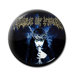 "Cradle of Filth - Cruelty and the Beast 1"" Pin"