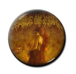 "Cradle of Filth - Nymphetamine 1"" Pin"