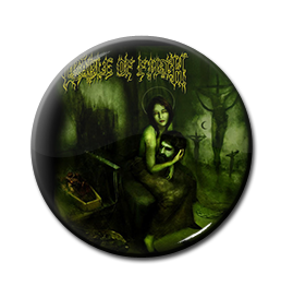 "Cradle of Filth - Thornography 1"" Pin"