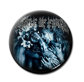 "Cradle of Filth - Principle of Evil Made Flesh 1"" Pin"