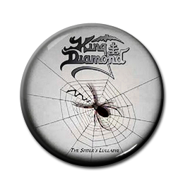 "King Diamond - The Spider's Lullaby 1"" Pin"