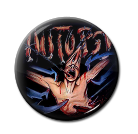 "Autopsy - Severed Survival 1"" Pin"
