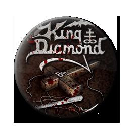 "King Diamond - The Puppet Master 1"" Pin"