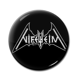 """Nifelheim - Logo 1"""" Pin"""
