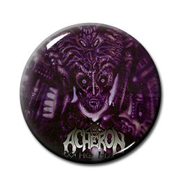 "Acheron - Those Who Have Risen 1"" Pin"