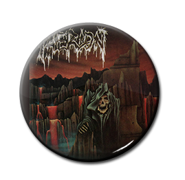 "Therion - Of Darkness 1"" Pin"