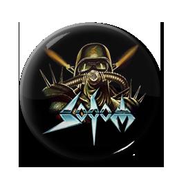 """Sodom - Knarrenheinz Soldier 1"""" Pin"""