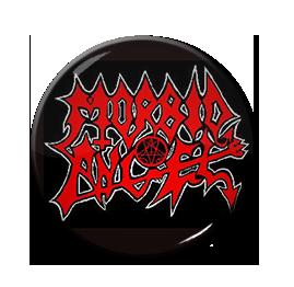"Morbid Angel - Logo 1"" Pin"