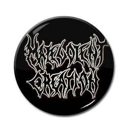 "Malevolent Creation - Logo 1"" Pin"