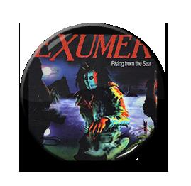 "Exumer - Rising From the Sea 1"" Pin"