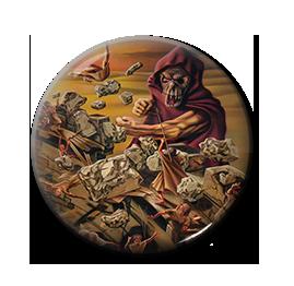 "Helloween - Walls of Jericho 1"" Pin"