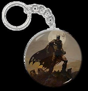 """Zombie Batman 2.25"""" Keychain"""