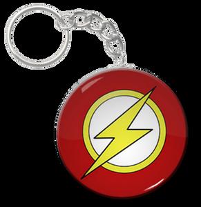 "Flash - Logo 2.25"" Keychain"