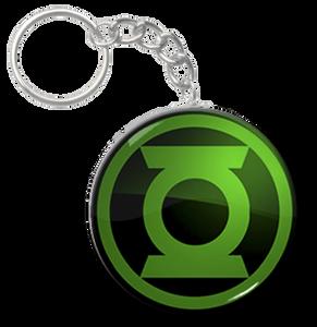 "Green Lantern - Logo 2.25"" Keychain"
