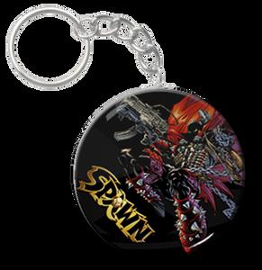 "Spawn 2.25"" Keychain"