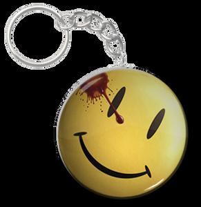 "Watchmen - Happy Face 2.25"" Keychain"