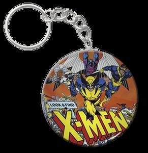 """X-Men 2.25"""" Keychain"""