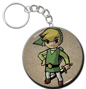 "Link 2.25"" Keychain"