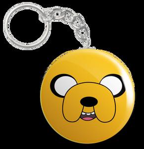 "Jake the Dog 2.25"" Keychain"
