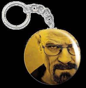 """Breaking Bad 1.5"""" Keychain"""