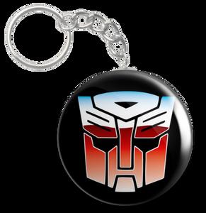 """Decepticon 2.25"""" Keychain"""