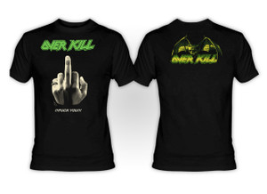 Overkill - Fuck You T-Shirt