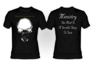 Ministry - The Mind is a Terrible Thing T-Shirt