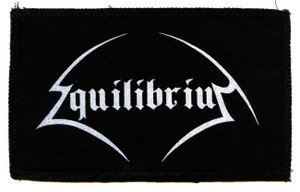 "Equilibrium 7x5"" Printed Patch"