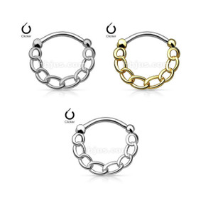 Chain Septum Clicker