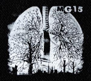 """MG15 - Derecho a la Vida 5x5"""" Printed Patch"""