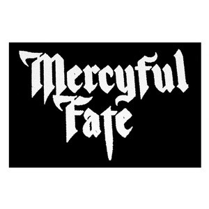 "Mercyful Fate - Logo 6x5"" Printed Patch"