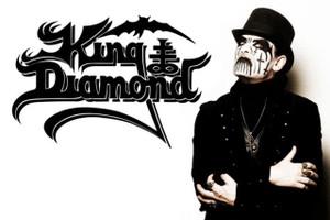 "King Diamond 12x18"" Poster"
