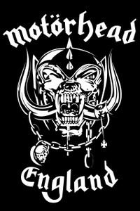 "Motorhead Beast 12x18"" Poster"