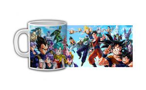 Dragon Ball Z Universe Coffee Mug