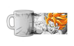 Dragon Ball Z Goku Coffee Mug