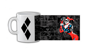 Harley Quinn Coffee Mug