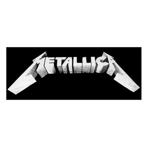 "Metallica - Master of Puppets 9x4"" Printed Patch"