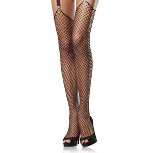 Leg Avenue - Lycra Industrial Net Stockings