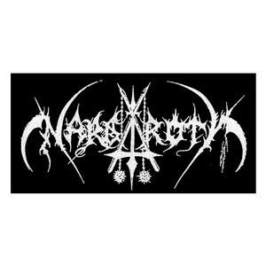 """Nargaroth - Logo 6x4"""" Printed Patch"""