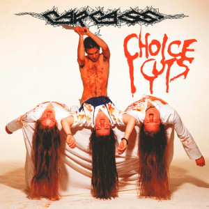 "Carcass - Choice Cuts 4x4"" Color Patch"