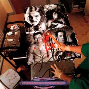 "Carcass - Necroticism: Descanting The Insalubrious 4x4"" Color Patch"